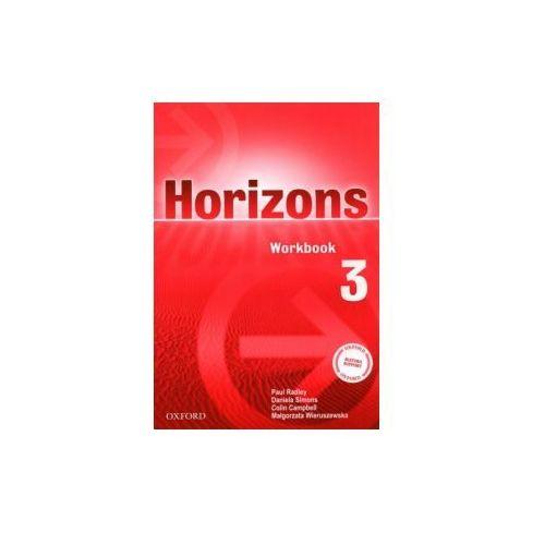 Horizons 3. Ćwiczenia