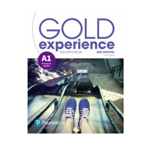 Gold Experience 2nd Edition A1. Książka Nauczyciela + Online Practice + Online Resources Pack