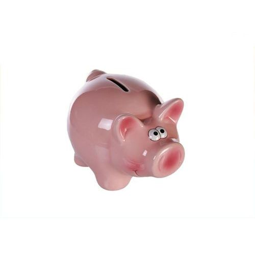Ceramiczna skarbonka świnka
