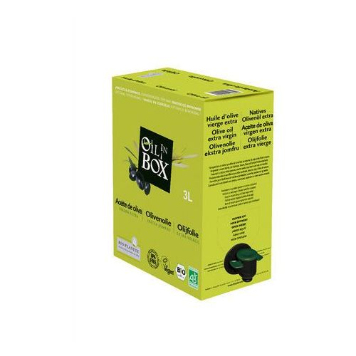 OLIWA Z OLIWEK EXTRA VIRGIN BIO 3 L - HORECA (BIO PLANETE), 3445020120340 (5091063)