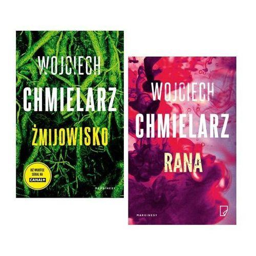 PAKIET Chmielarz - Żmijowisko + Rana