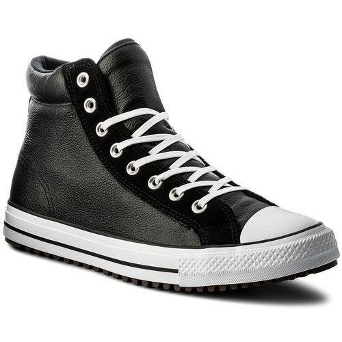 Trampki CONVERSE - Ctas Boot Pc Hi 157496C Black/Black/White, kolor czarny