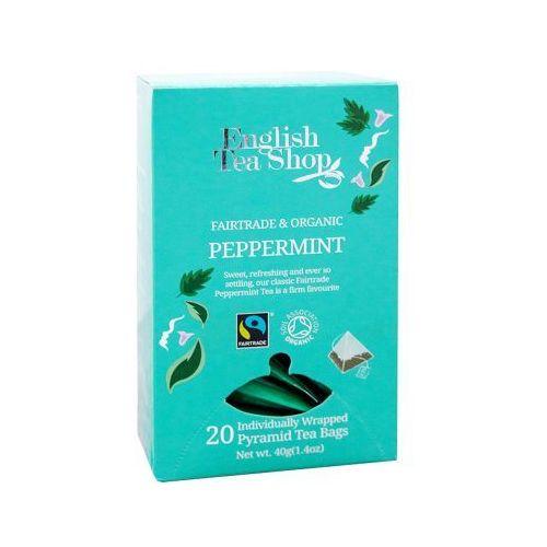 English tea shop Ets peppermint 20 piramidek