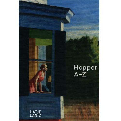 Edward Hopper A to Z - Ulf Kuster (9783775746564)