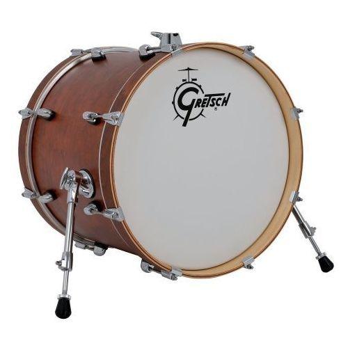 bass drum catalina club gloss crimson brust marki Gretsch
