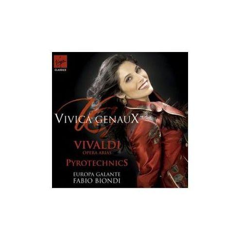 Virgin classics Genaux vivica - pyrotechnics, vivaldi opera arias