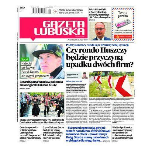 Gazeta Lubuska - B Żary, Żagań, Nowa Sól, Wschowa, Głogów, Polkowice 116/2018