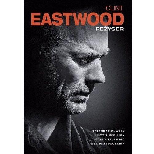 Clint eastwood : reżyser (4xdvd) - clint eastwood