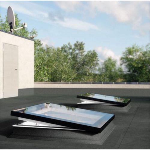 Okno do płaskiego dachu def du6 90x90 marki Fakro