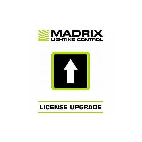Madrix upgrade basic -> maximum