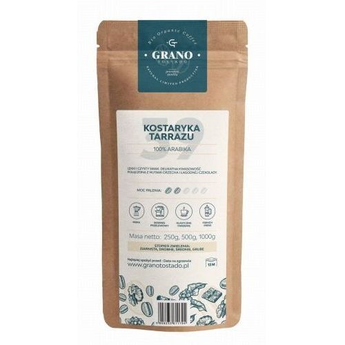 Grano tostado kawa ziarnista grano tostado kostaryka terrazu 500g, 2_314691
