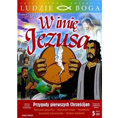 Rafael Ludzie boga. w imię jezusa 5 dvd + ksiażka (9788366126008)