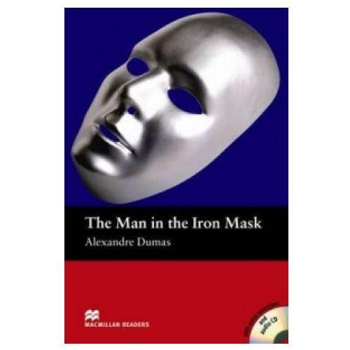 The Man In The Iron Mask + CD. Macmillan Readers Beginner