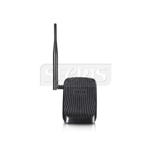 NETIS ROUTER WIFI G/N150 + LANX2 WF2414, ANTENA 5DBI (router)