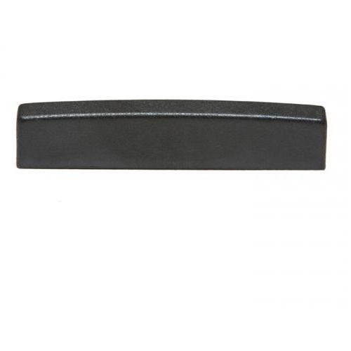 black tusq xl pt-4000-00 - guitar nut, flat, blank, extra large siodełko do gitary marki Graphtech