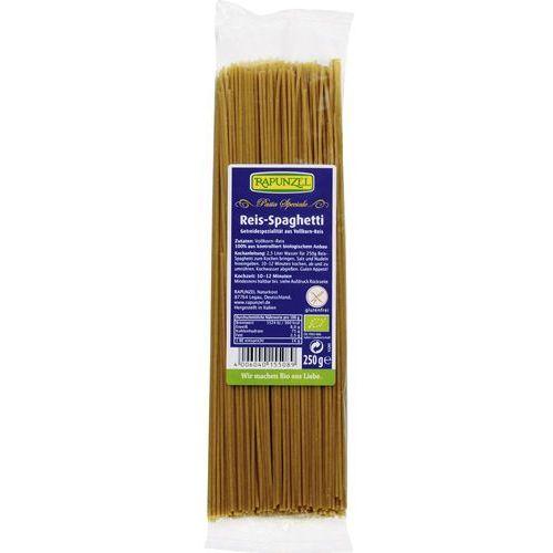 Makaron ryżowy Spaghetti 250g BIO (bezglutenowy) - Rapunzel (4006040155089)