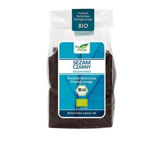 Bio planet : czarny sezam - 250 g