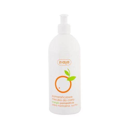 Ziaja pomarańczowe mleczko do ciała 400 ml (5901887022770)
