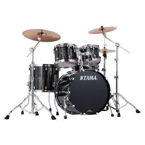 Tama PP42S Starclassic Performer B/B Shell Set Gun Metal Classic Stripe zestaw perkusyjny