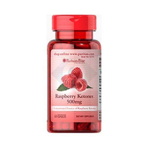 Kapsułki RASPBERRY KETONES 500 mg - 120 KAPSUŁEK - NATURALNY SPOSÓB NA UTRATĘ WAGI