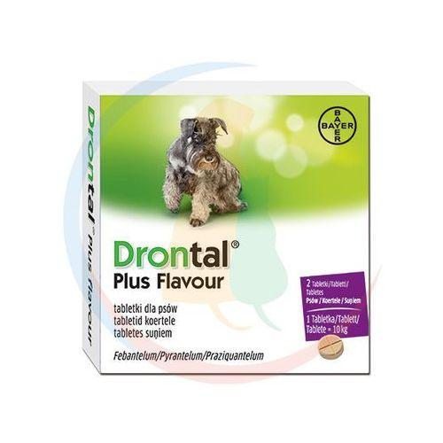 DRONTAL Tabletki Odrobaczające Dla Psa: Opakowanie - 2 sztuki