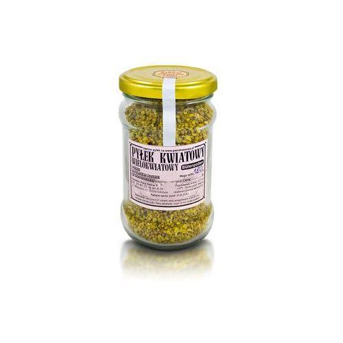 Pyłek wielokwiatowy słoiczek 180 g marki Pasieka z pasją hawran paweł