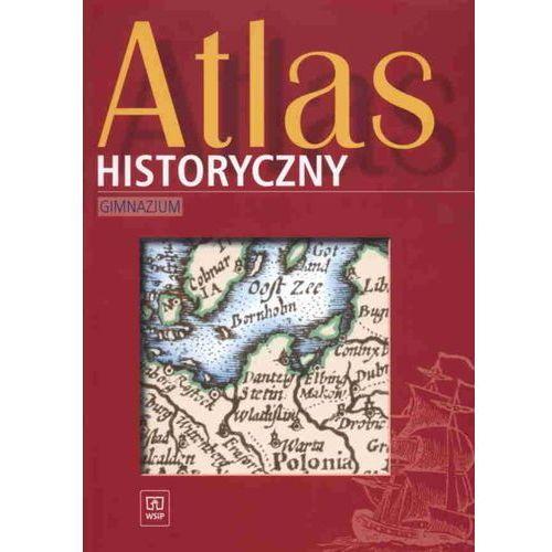 ATLAS HISTORYCZNY GIMNAZJUM WSIP, oprawa miękka