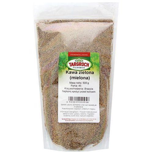 Targroch 1kg kawa zielona mielona arabica
