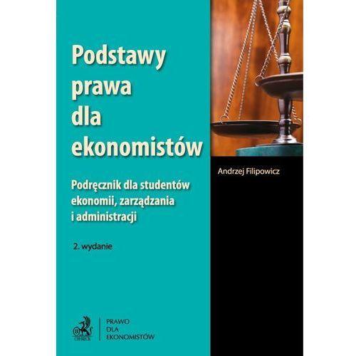 Podstawy prawa dla ekonomistów (2012)