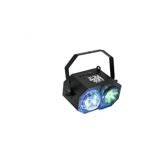 led fe-4 hybrid laser flower effect - efekt świetlny led + laser marki Eurolite