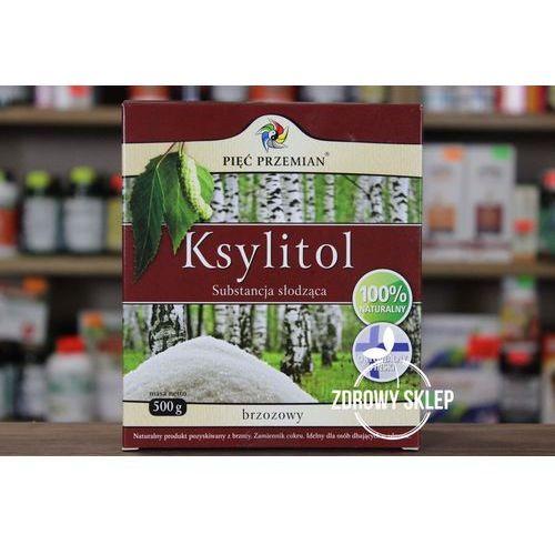 Pięć Przemian (Simpatico) ksylitol 500g, 5900652816002
