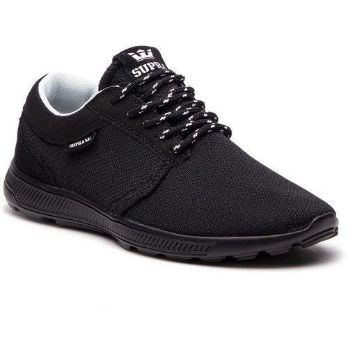 Supra Sneakersy - hammer run 08128-008-m black