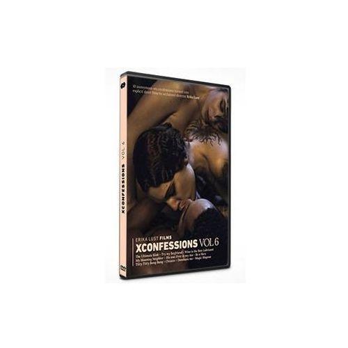 - kultowa seria filmów erotycznych - xconfessions 6 dvd marki Erika lust