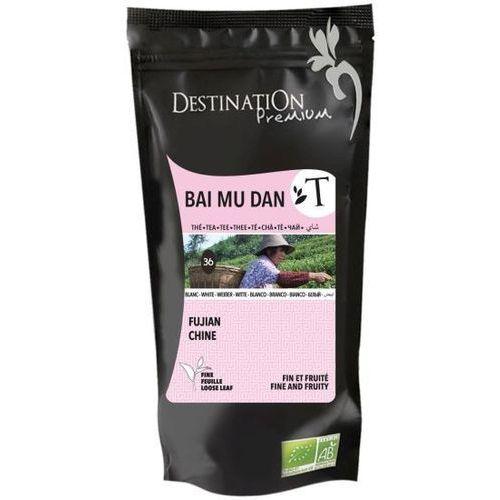 Herbata Biała Bai Mu Dan 30g - Destination