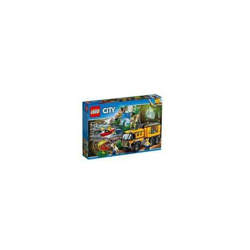 Lego City Mobilne laboratorium - Lego