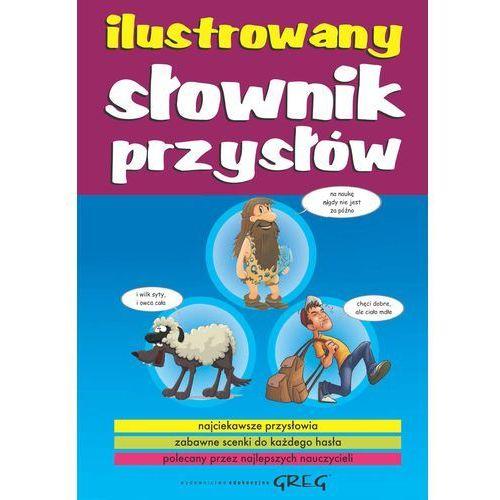 Ilustrowany słownik przysłów, Białek Małgorzata