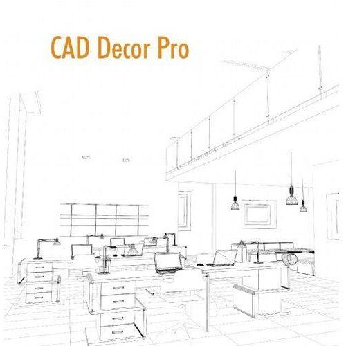 Cad decor pro 3.x marki Cad projekt k&a