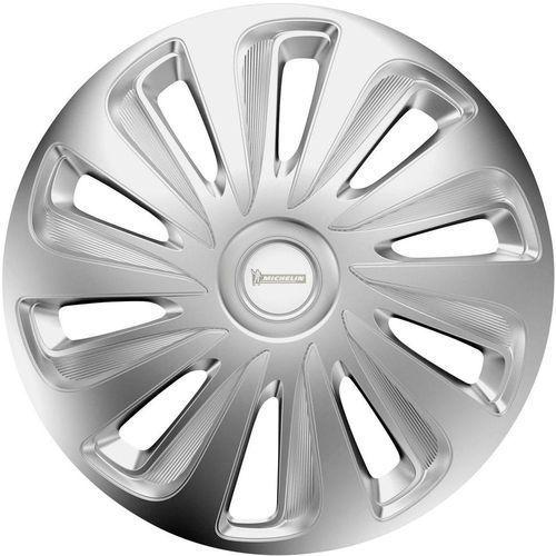 Kołpaki Michelin Céline R14 2MIL92005, srebrny-chrom