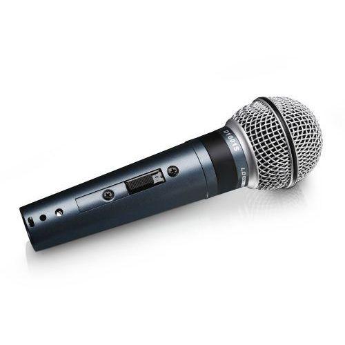 Ld systems d 1001 s dynamiczny mikrofon wokalny z włącznikiem