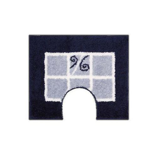 Dywanik na WC Grund niebieski, 60 x 50 cm, - oferta [4579e30381b2a553]