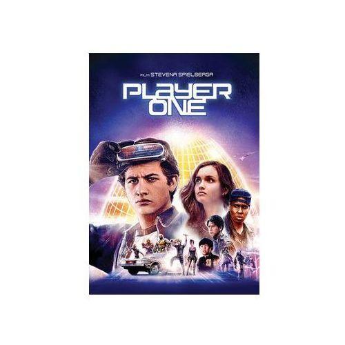 PLAYER ONE (Płyta DVD) (7321909349049)