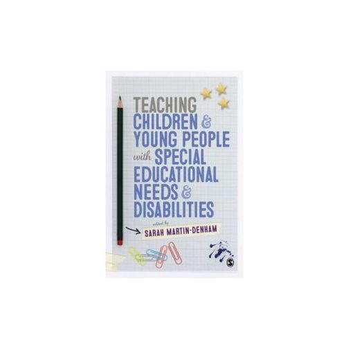 Teaching Children and Young People with Special Educational Needs and Disabilities (9781446294338)