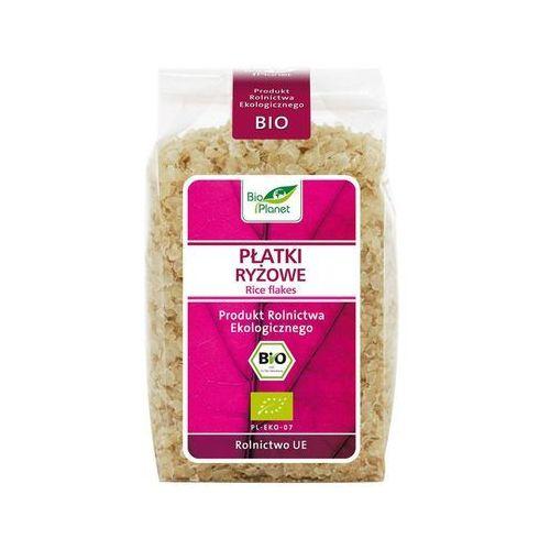 Bio planet : płatki ryżowe bio - 300 g (5907814666024)