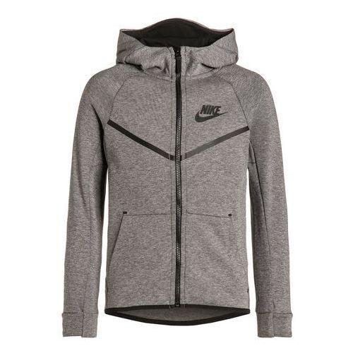 Nike Performance TECH FLEECE WINDRUNNER Bluza rozpinana grau / schwarz, kup u jednego z partnerów