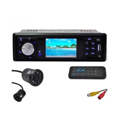 Radio samochodowe i kamera cofania, vidaXL z VidaXL