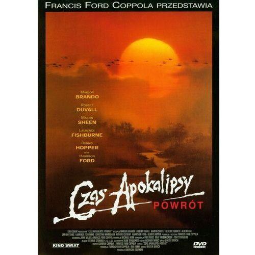 Kino świat Czas apokalipsy - powrót (dvd) - francis ford coppola, michael herr od 24,99zł darmowa dostawa kiosk ruchu