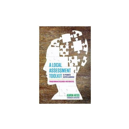 Local Assessment Toolkit to Promote Deeper Learning (9781506393759)