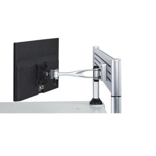 Uchwyt na monitor jednoramienny, montaż na nośniku, 1x monitor marki B2b partner