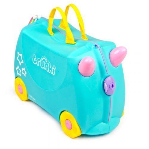 Trunki walizka + jeździk jednorożec - unicorn (5055192202874)