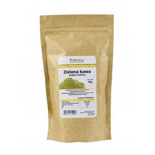 Kawa Zielona Drobno Mielona Myvita 250 g